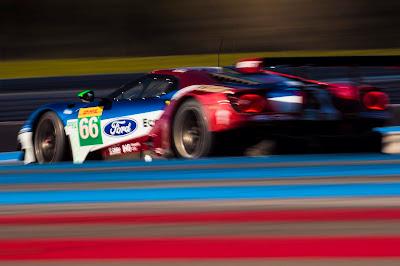 WEC · Ford logra su tercer podio consecutivo en Le Mans.