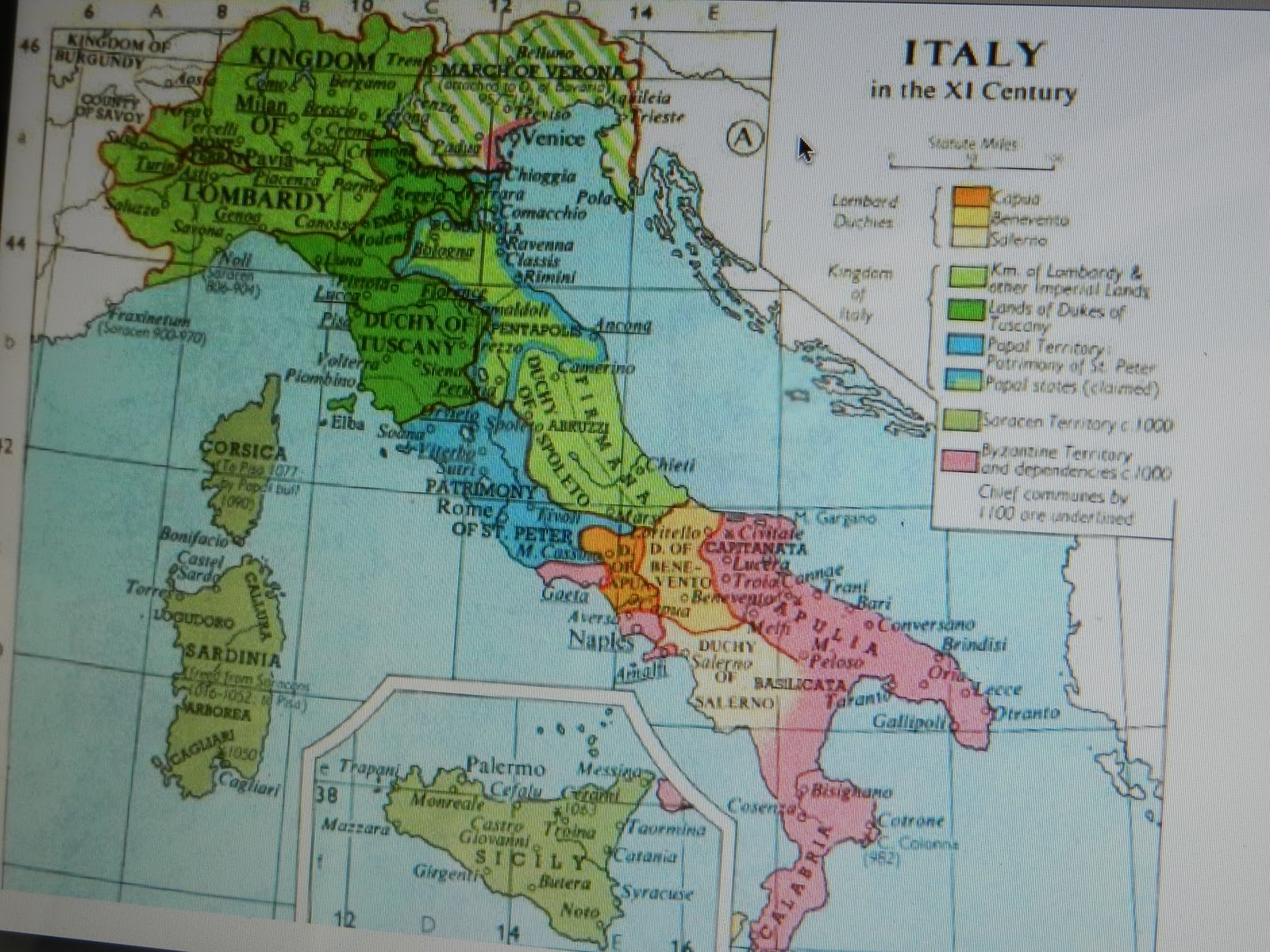 Medieval Map Of Italy.An Experiment In Homeschooling Medieval Italy Salt Dough Map