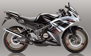 Harga Kawasaki Ninja 150rr