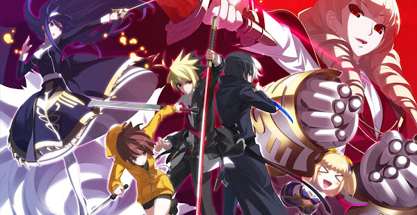 UNDER NIGHT IN-BIRTH Exe:Late (USA) PC Screenshots #4