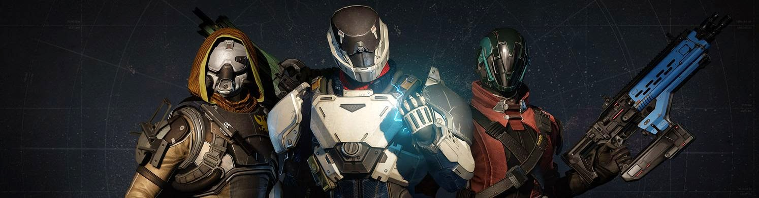 guardians from Destiny