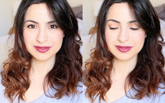 tutoriel, Maquillage Automne 2016, le blog d'une tunisienne, blogueuse, youtubeuse , tunisienne, maghrébine, Gel Sourcils Structurant Sephora, Palette Smashbox Photo Matte Eyes , RAL Velvet Matt Kiko n 614