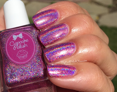 Cupcake Polish Butterfly Collection, Hatch Of The Day