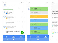 The Android Dev Summit app is live! Get ready for November 7-8