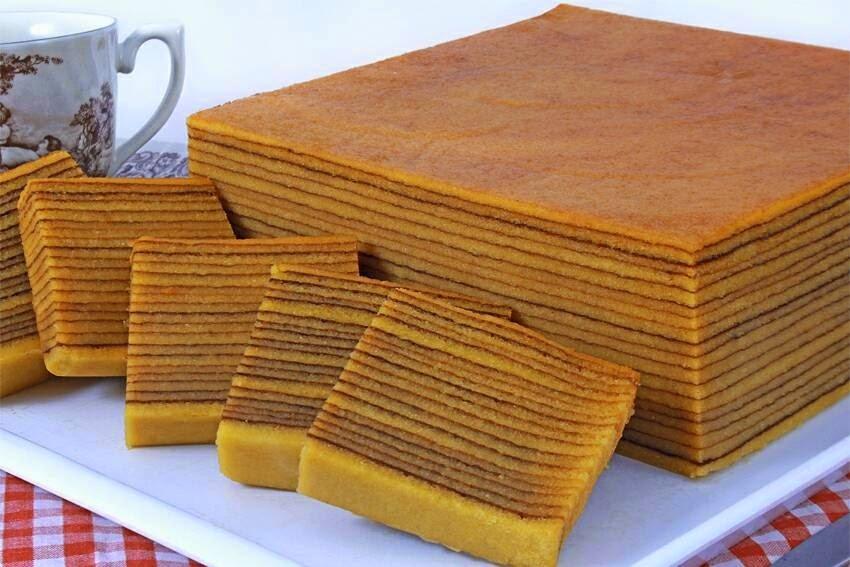 Resep Mudah Membuat Kue Lapis Legit Yang Paling Enak