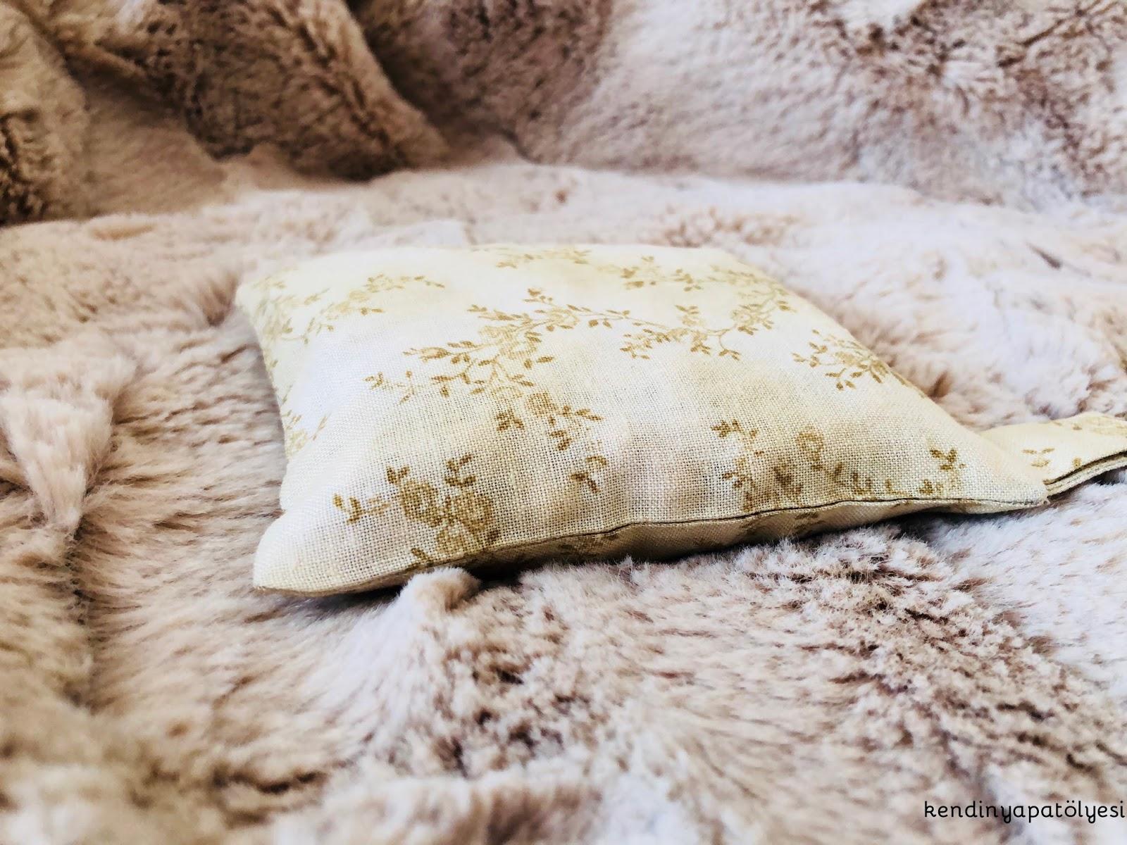vişne çekirdeği yastığı