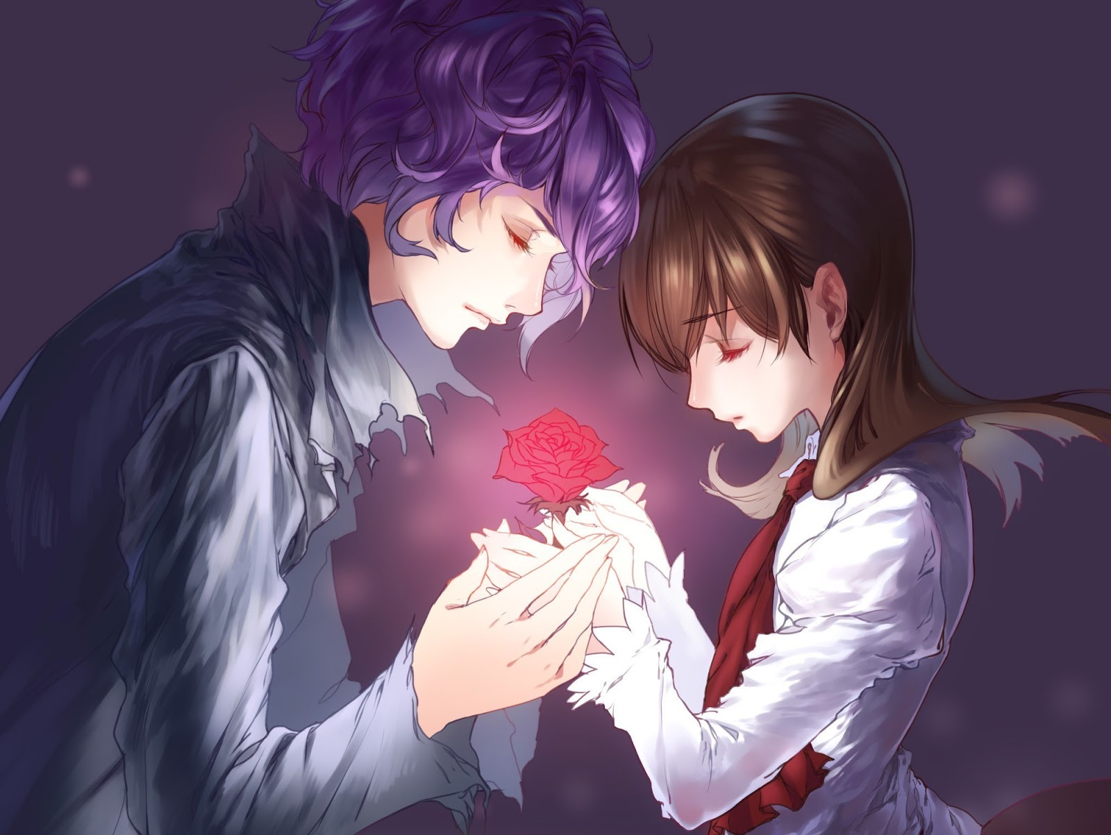 Anime Couple Wallpapers