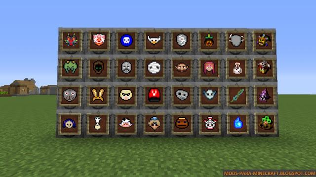 Imagen 1 - Majora's Maskcraft Mod para Minecraft 1.7.10