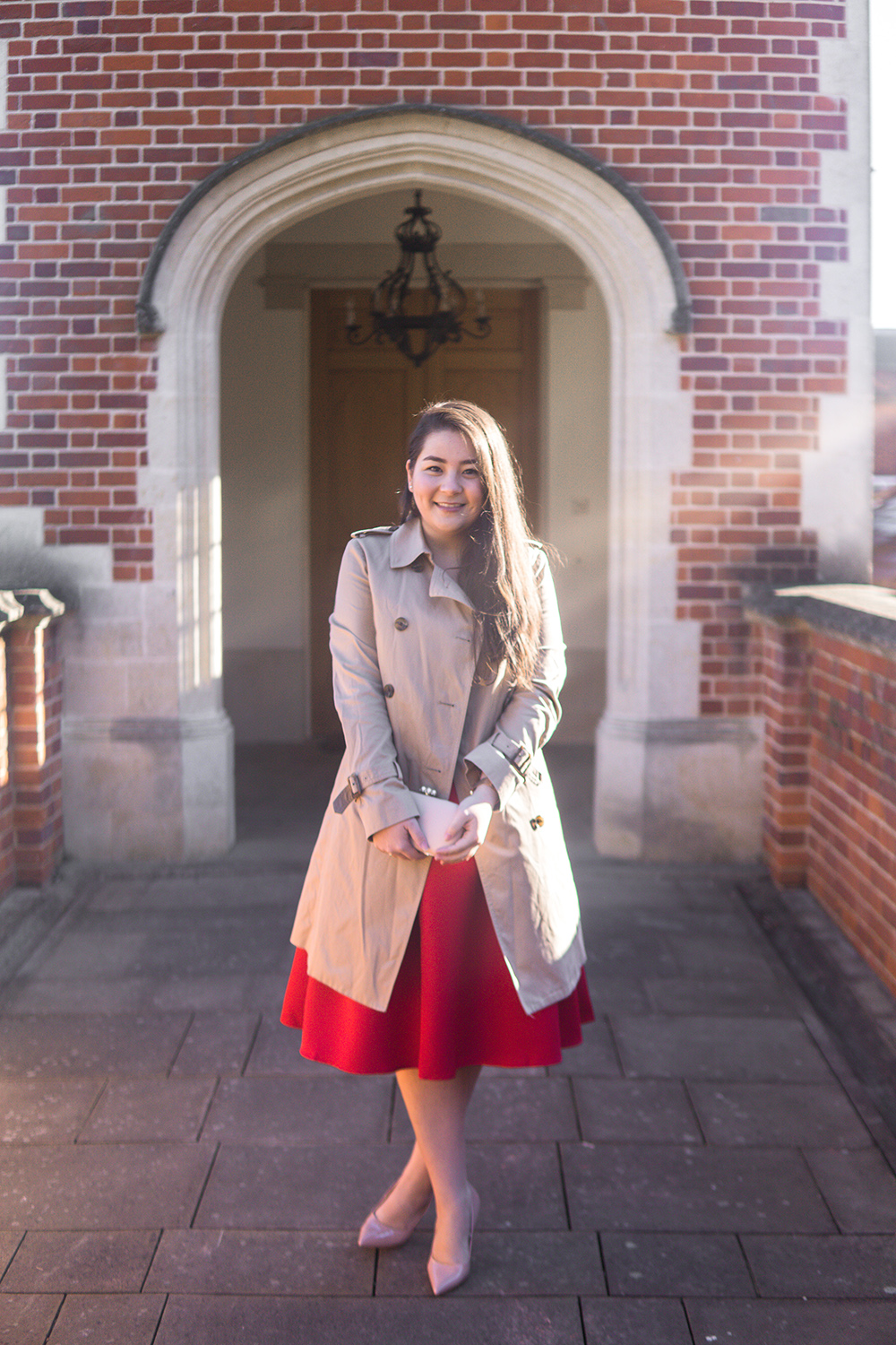 valentines-day-red-dress-preppy-style-OOTD