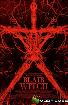 Capa do Filme Bruxa de Blair
