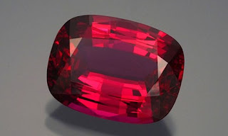 Ruby alternative the red spinel