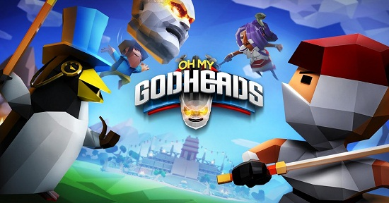 Free Download Oh My Godheads PC Game