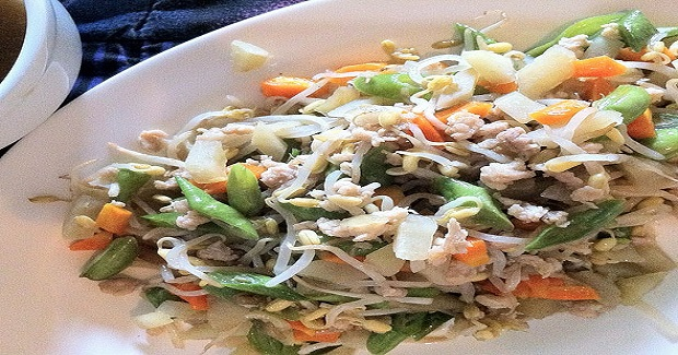 Ginisang Togue Recipe (Sauteed Bean Sprouts) Recipe