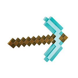 Minecraft Diamond Pickaxe Gadgets