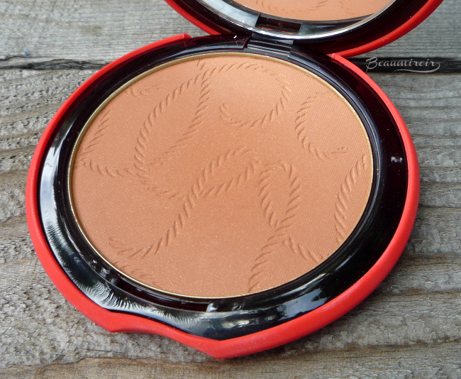 A review of Guerlain My Terracotta Summer 2016 bronzing powder