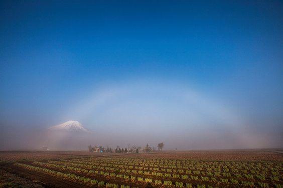 地球の美しさと出会える絶景?美しい虹の種類と画像14枚 霧虹