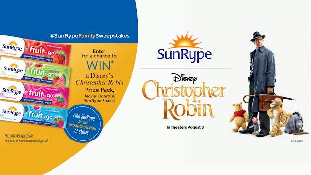 Disney Christopher Robin Sweepstakes
