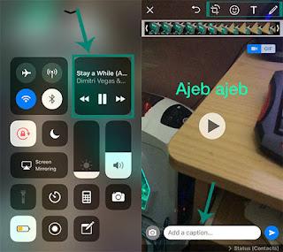 Cara Membuat Status Musik di WhatsApp dengan Mudah