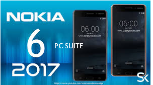 Nokia 6 PC Suite Free Download For Windows 10, 8, 7 (2018)