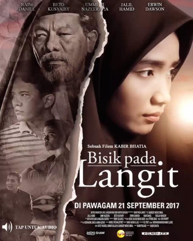 Tonton Online Bisik Pada Langit Full Movie