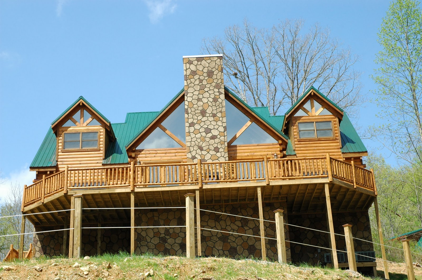 cabin log in gatlinburg tennessee rental tn rentals cabins