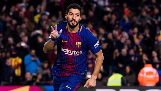 Luis Suarez réclame le départ de ce joueur