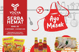 Katalog Promo Toserba Yogya 21 September - 4 Oktober 2018
