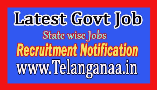 Latest Govt Jobs Recruitment Notification