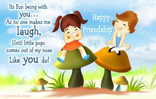 Friendship Day Funny Gif