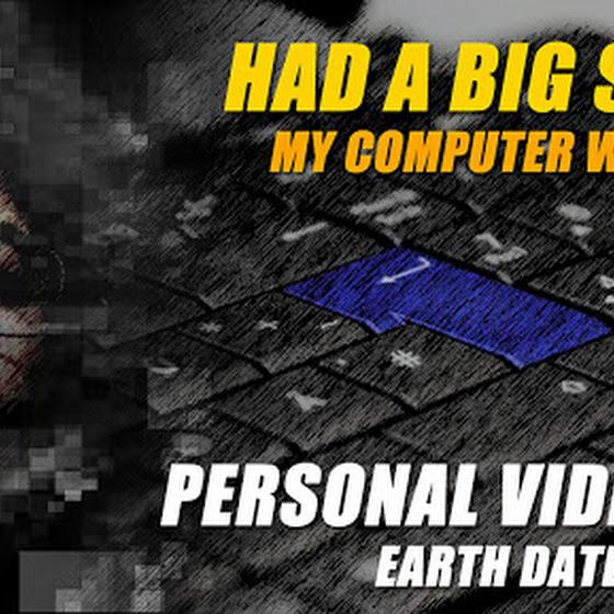 Had A Big Scare ★ My Computer Won't Run