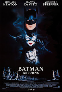 Batman Returns (1992) Movie Hindi Dual Audio Bluray 720p [950MB]