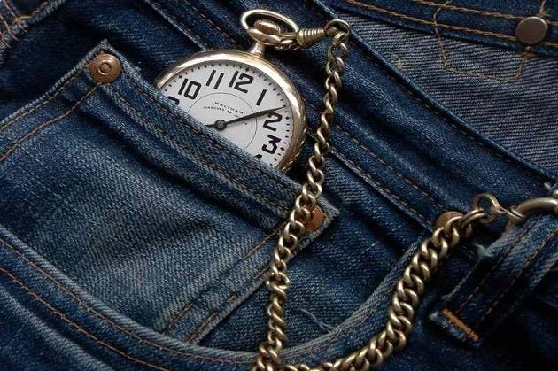 Fungsi Kantong Kecil di Saku Celana Jeans