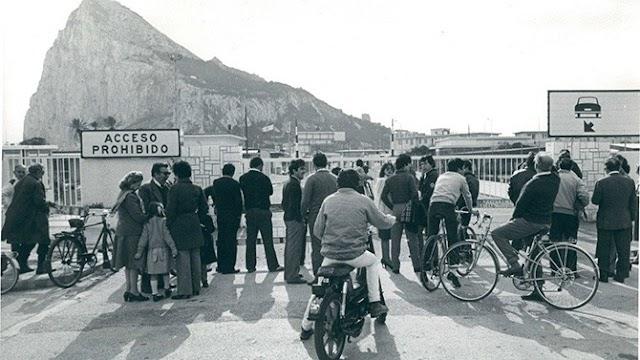 Gibraltar, entre el 50º Aniversario del 'Cierre de la Verja' y el Brexit
