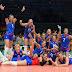 SHOW DE ACES! Sérvia castiga recepção da Russia e conquista classificação inédita nos Jogos Olímpicos.