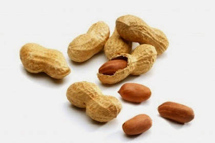 Nutritional Content of Fried / Boiled / Roasted Peanuts