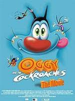 Oggy and the Cockroaches  The Movie Online