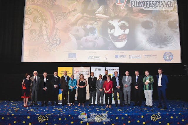 17th European Union Film Festival (EUFF) @ GSCinemas Pavilion KL