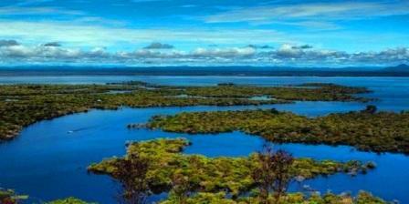 peta taman nasional danau sentarum letak taman nasional danau sentarum zonasi taman nasional danau sentarum