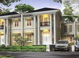 Model Rumah Modern Minimalis 2 Lantai Bergaya Eropa
