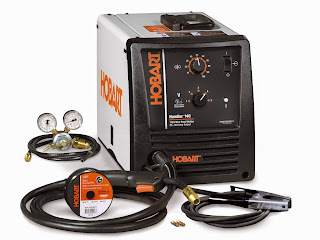 Hobart Handler 140 MIG Wire Welder review