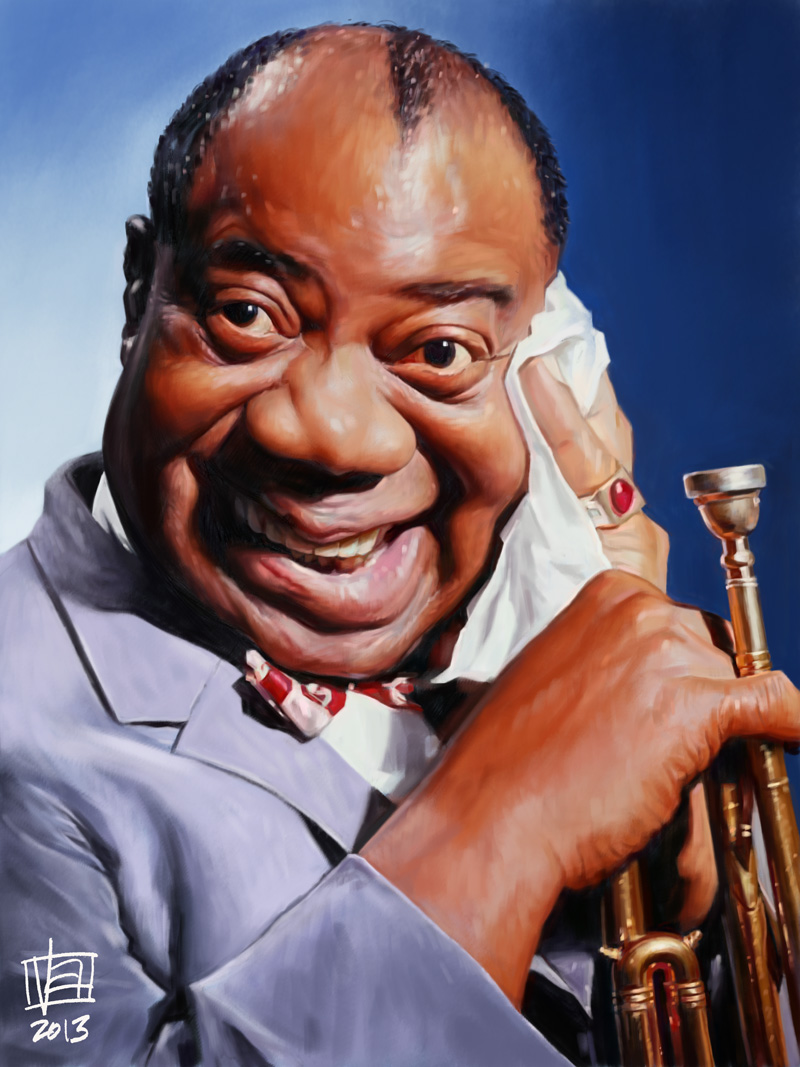 ALTAMORE UNABASHED Louis Armstrong