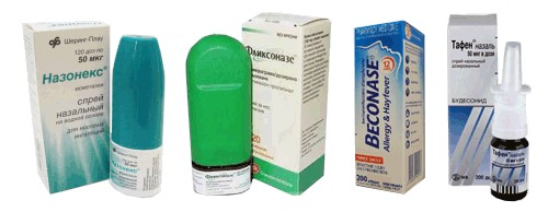 Лекарства при аллергическом рините