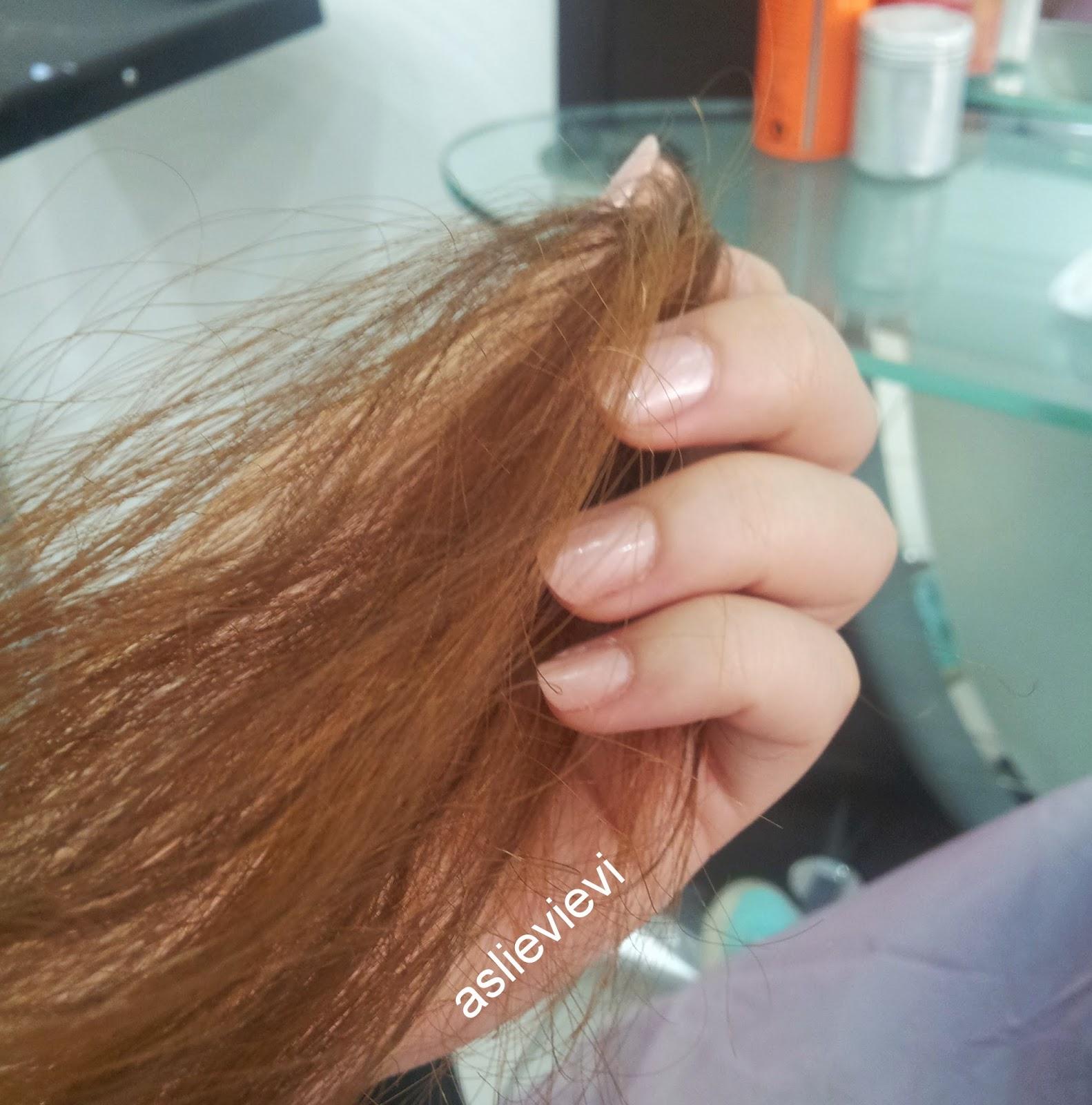 Hint Kınası ile Saç Nasıl Boyanır