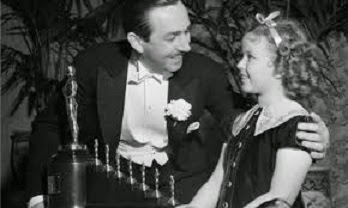 Shirley Temple Walt Disney Honorary Academy Award Snow White and the Seven 7 Dwarfs