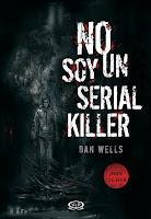 Resultado de imagen para no soy un serial killer libro
