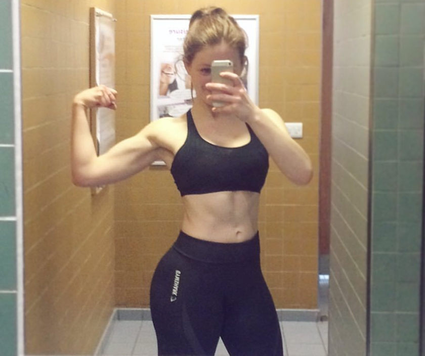 Lean for lent, end of bulking, Girl gains, fitspo, abs, bulking, cutting, motivation, muscle