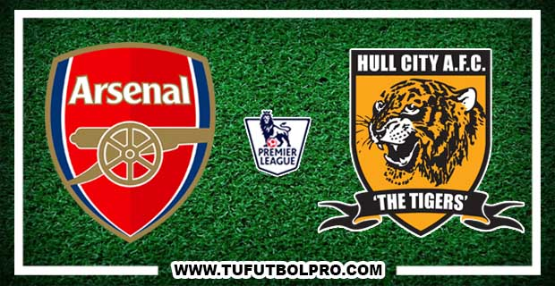 Ver Arsenal vs Hull City EN VIVO Por Internet Hoy 11 de Febrero 2017