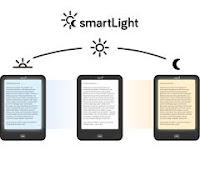 Tolino Vision 4 HD: ebook reader  cambia  colore