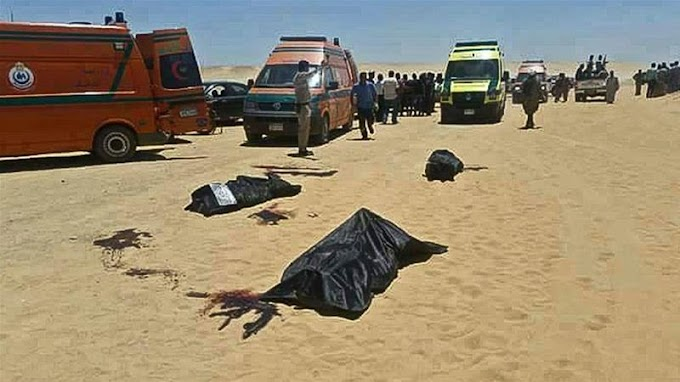 Fighters kill 28 Christians in Egypt attack