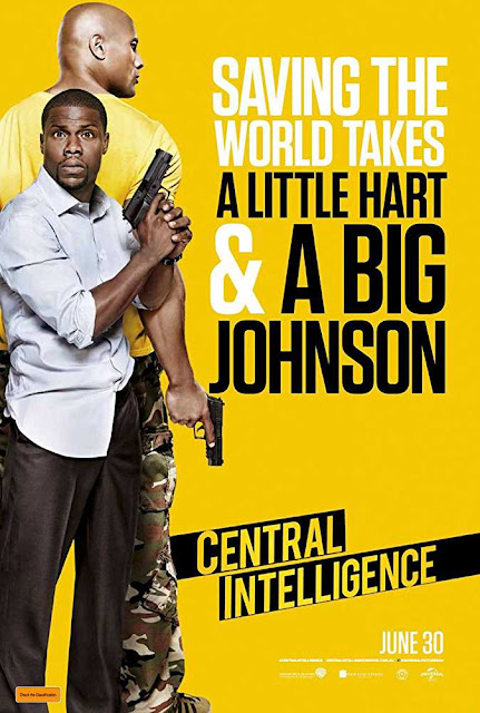 Central Intelligence 2016 Dual Audio 720p Bluray [Hindi – English]